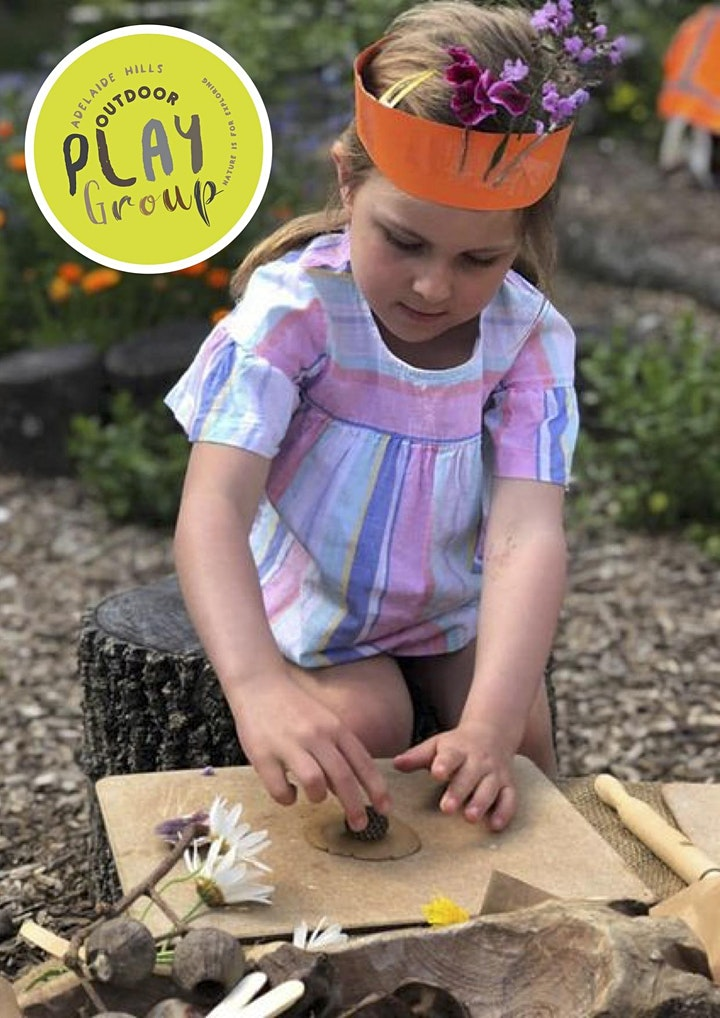 Autumn Sessions  with Adelaide Hills Outdoor Playgroup - Tuesday 30th March image