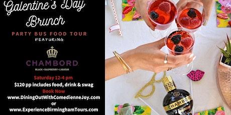 Galentine's Day Brunch Food Tour tickets