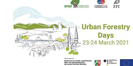 Urban Forestry Days  2021 Tickets