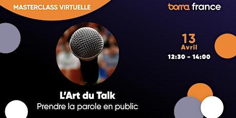 L'Art du Talk boletos