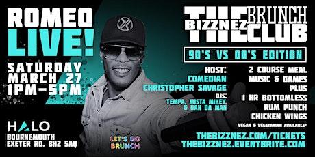 The Bizznez Brunch Club, 90s vs 00s Edition | Saturday March 27 tickets