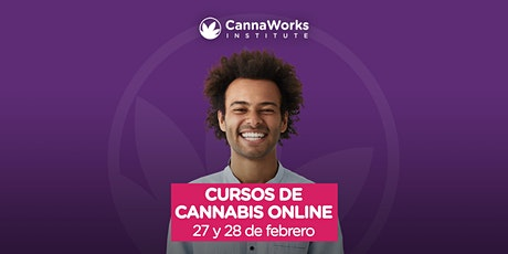 RESERVA ONLINE | Cannabis Training Camp | CannaWorks Institute tickets