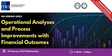 Operational Analyses and Process Improvements with Financial Outcomes tickets
