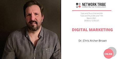 Digital Marketing tickets