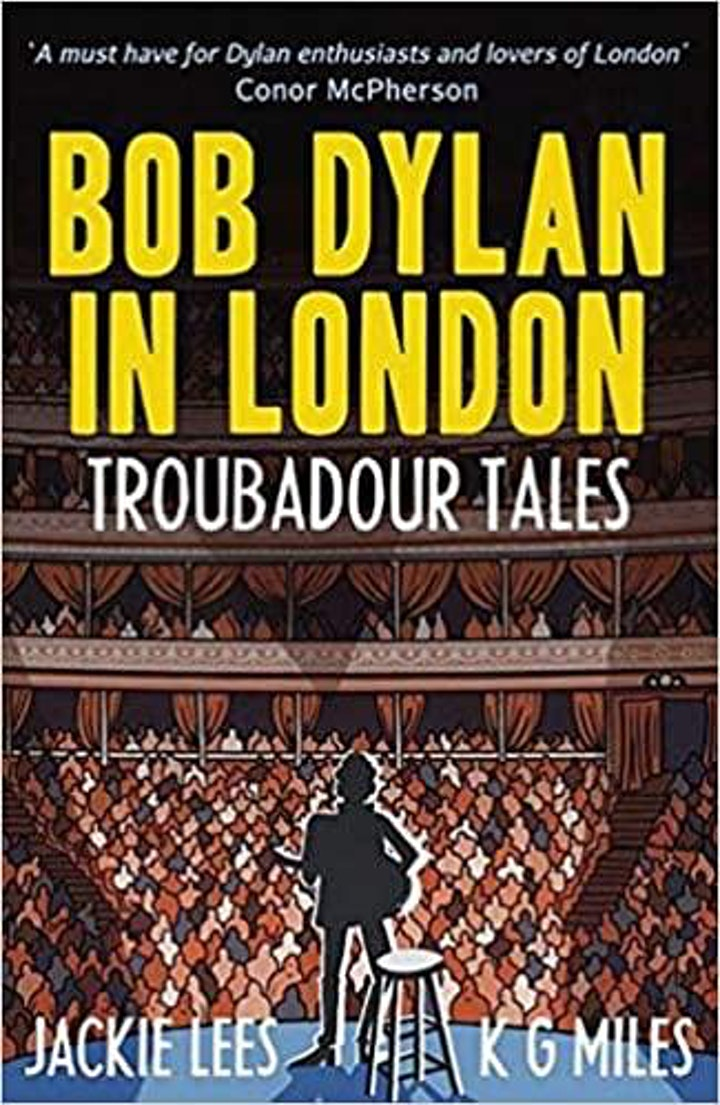 Dylan In London image