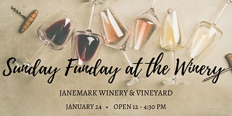 Sunday Funday at the Winery tickets