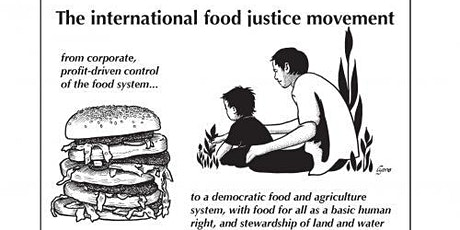 The UK and the Global Food Justice Movement tickets