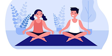 Yoga & Meditation for Teenagers 4-Class Series tickets