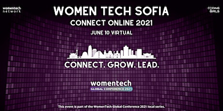 WomenTech Sofia - Connect Online (Employer Tickets) tickets