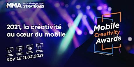 """Petit-déjeuner du Marketing Mobile : """" cérémonie Mobile Creativity Awards """" billets"""