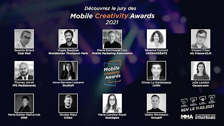 Image pour Mobile Creativity Awards