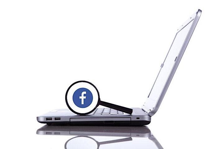 """Afbeelding van Live webinar """"Facebook Investigations"""""""