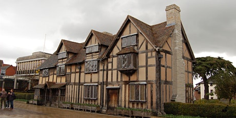 Ian Jelf's (Virtual) Classic Tour of Shakespeare's Stratford-upon-Avon tickets