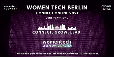 WomenTech Berlin - Connect Online (Employer Tickets) tickets
