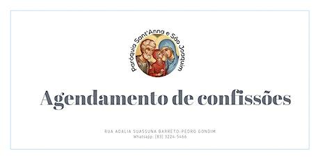 Confissões - Paróquia Sant'Anna e São Joaquim ingressos