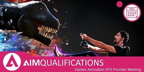 Games Animation VFX Provider Meeting tickets