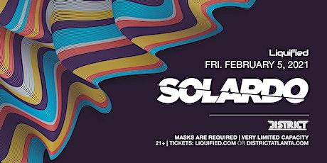 SOLARDO | Friday February 5th 2020 | District Atlanta tickets