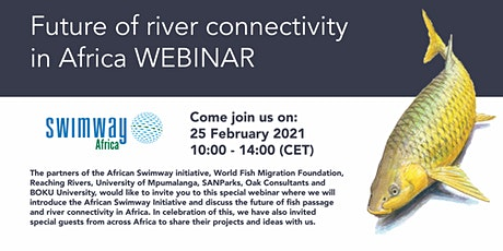 African Swimways Webinar tickets