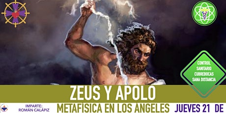ZEUS Y APOLO- Metafísica en Los Ángeles boletos