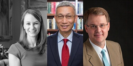 China after Trump with Sheena Greitens, Minxin Pei, and Jonathan Stromseth tickets