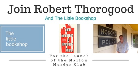 The Marlow Murder Club Online Book Launch tickets