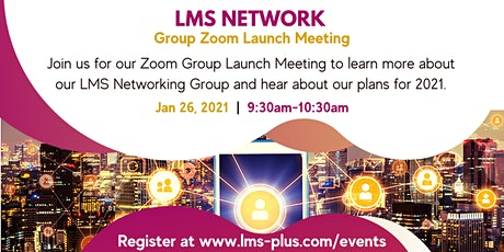 Group Zoom Launch Meeting tickets