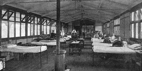 The Battle at Bramshott: The Canadian Army Medical Corps and Influenza tickets