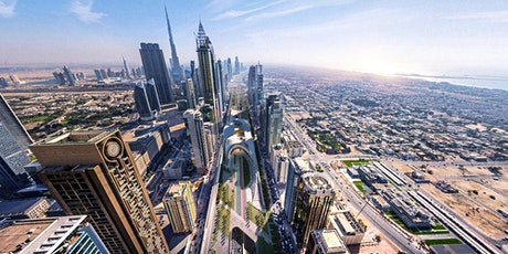 RIBA Gulf Live Lunch Talk - Urban Greenways for Dubai X-Space tickets