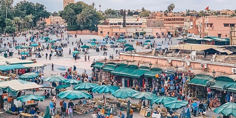 Virtual Live Tour in Medina of Marrakech (Morocco) tickets