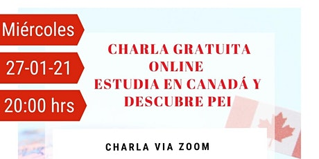 CHARLA ESTUDIA  EN CANADÁ Y DESCUBRE PEI entradas
