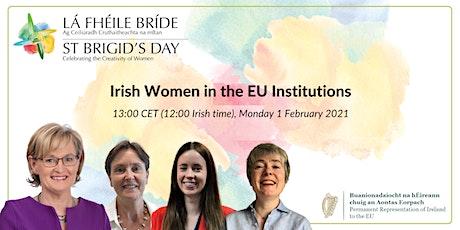 Irish Women in the EU Institutions tickets