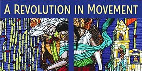 A Revolution in Movement: book launch with K. Mitchell Snow, Jan.28 at 12pm tickets