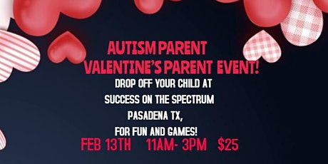 FREE Autism Parent's Day Out tickets