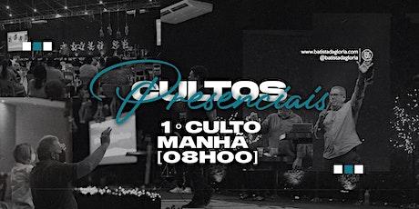 1a. CELEBRAÇÃO MANHÃ - 07/02 ingressos