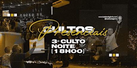 3a. CELEBRAÇÃO NOITE - 07/02 ingressos