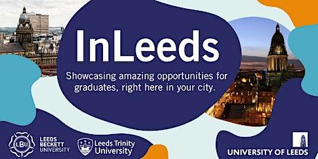 InLeeds -  Graduate Careers in Leeds tickets