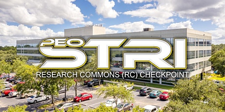 PEOSTRI  Research Commons (RC) tickets