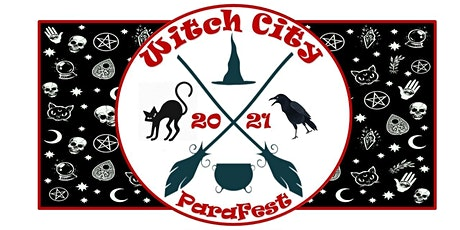 Witch City ParaFest - Ghost Hunting -November 5-7  2021 in Salem MA. tickets
