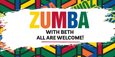 Zumba with Beth - 26th Jan tickets