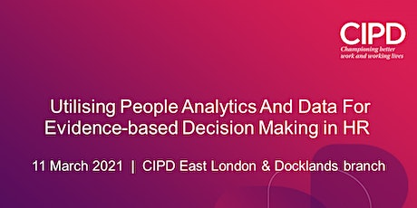 People Analytics and Data for Evidence-based Decision Making in HR tickets