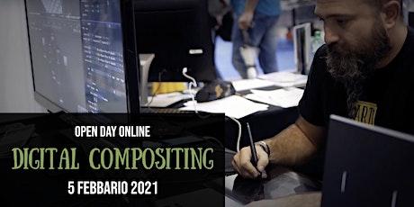 Lezione ONLINE di Digital Compositing biglietti