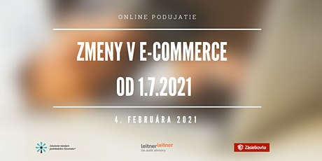 Zmeny v e-commerce od 1.7.2021 tickets