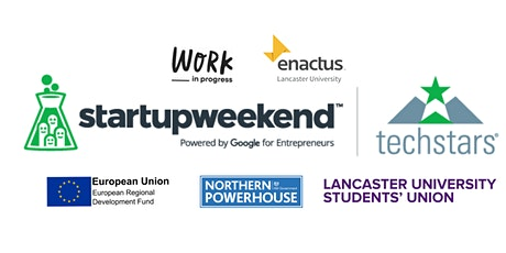 Techstars Startup Weekend Lancaster Social Impact and Innovation tickets