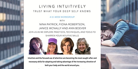 Living Intuitively tickets