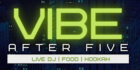 #VibeAfter5    Karaoke & Dominoes Night tickets