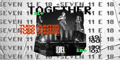 SEVEN REDE JOVEM - 30/01 ingressos
