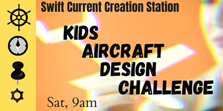 Kids Aircraft Design - Wright Brother's Challenge tickets