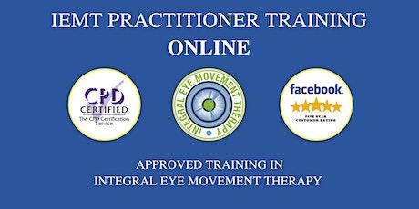 IEMT Online Practitioner Training tickets