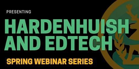 Hardenhuish and Edtech Spring Webinar Series - remote History tickets