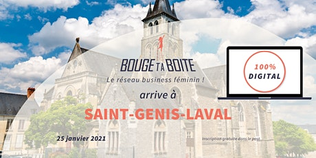 Lancement de Bouge ta Boite à Saint-Genis-Laval billets